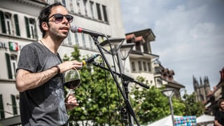 politbox on tour: Erster Halt in Freiburg/Fribourg