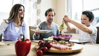 Der beste Tipp: Gemeinsam essen