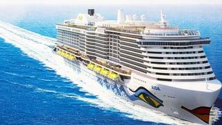 Fast alle Kreuzfahrtschiffe sind immer noch Dreckschleudern