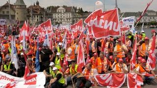 Wäre der Mindestlohn das Ende der Sozialpartnerschaft?