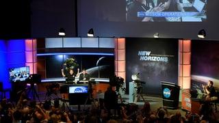 «New Horizons» ha cuntanschì il Pluto