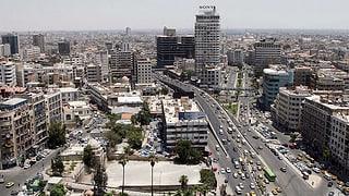 Israelische Luftwaffe fliegt offenbar Angriffe in Syrien