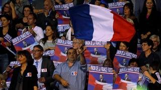 Frankreich: Sarkozy setzt sich für seine Revanche ein