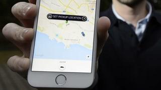 Arbeitsgericht in Lausanne gibt Ex-Uber-Fahrer recht