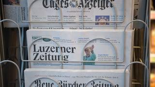 Die Luzerner Zeitung wird nicht mehr in Adligenswil gedruckt