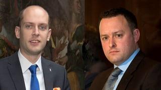 Thüring und Frehner einigen sich, die Partei hofft auf Ruhe