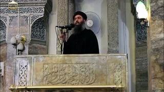 IS-Anführer Baghdadi bei Luftangriff getötet?