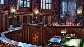 Mord von Rapperswil kommt vor Bundesgericht