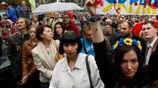 «Bevölkerung von Kiew ist verunsichert»