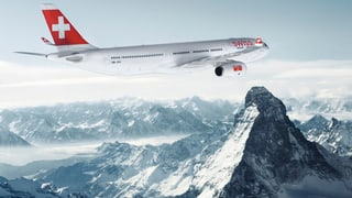 Swiss 2013 auf Höhenflug