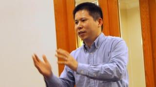 China: Bürgerrechtler Xu Zhiyong muss in Haft