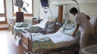 Ospitals pitschens vivan da la fidanza