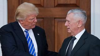 James Mattis duai daventar schef dal Pentagon