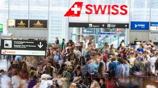 Passagierrekord am Flughafen Zürich – trotz Nizza, trotz Türkei