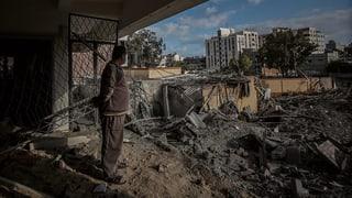 «Verbündete lassen die Hamas im Stich»