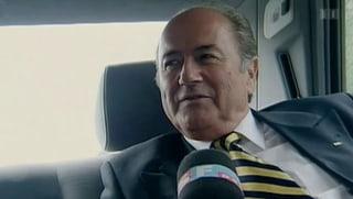 Drei Scheidungen und eine ewige Verlobte: So tickt Sepp Blatter