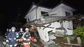 Almain 9 morts tar ferm terratrembel en il Giapun