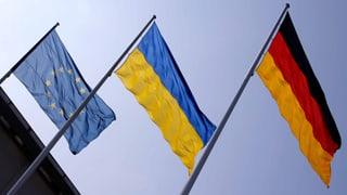Ukraine rückt näher an die EU – und zählt auf Deutschland