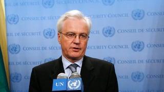Moskau: «Wir müssen unsere Landsleute auf der Krim schützen»