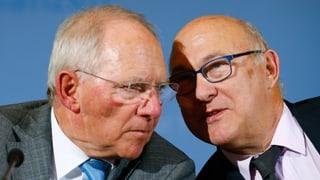 Deutschland und Frankreich wollen Investitionen stärken