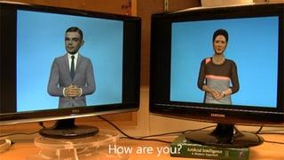 «Können Maschinen denken?» - Der Turing-Test