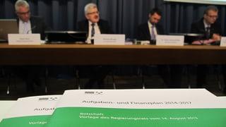 Die Regierung verordnet ein Sparprogramm: Der Aargau braucht Geld