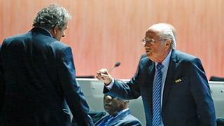 Blatter wurde vor Suspendierung angehört