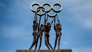 Gieus Olimpics: Campagna d'aderents duai cumenzar l'emna proxima