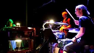 Neue Musik mit Volldampf: Steamboat Switzerland