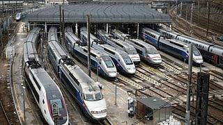 Chauma en Frantscha – dus terzs dals TGVs crodan ora