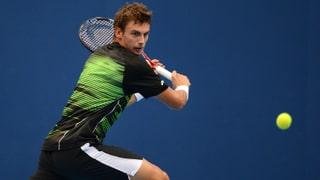 Laaksonen mit 1. Sieg auf der ATP World Tour