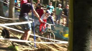 Downhill: Tut las Svizras aifer las top 15 (Artitgel cuntegn audio)
