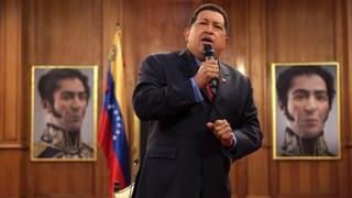 Hugo Chávez wieder in Venezuela