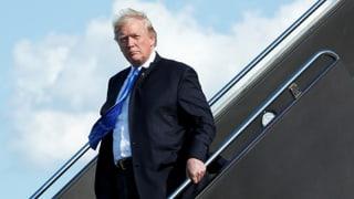 Klage gegen Donald Trump von hoher Stelle