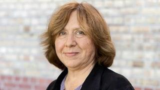 Swetlana Alexijewitsch erhält Friedenspreis des Buchhandels