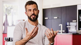 «Mit 28 dachte ich, ich sollte mir einen anständigen Job suchen» (Artikel enthält Video)