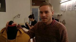 Designer Julian Zigerli erhält Nachwuchs-Förderung von Armani