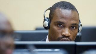 «Simba» ist schuldig: Warlord Katanga wegen Massaker verurteilt