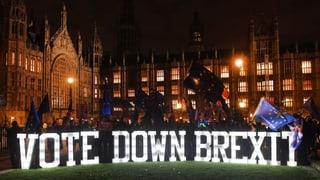 Votaziun Brexit è spustada