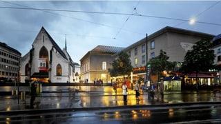 Basler Stadtcasino rückt zur Barfüsserkirche