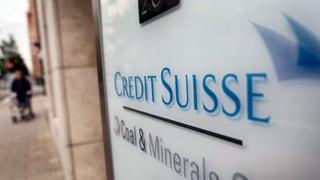 Auch Credit Suisse in Deutschland durchsucht