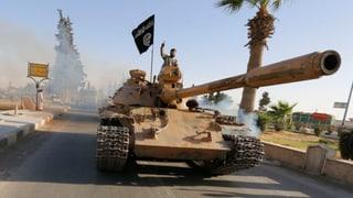 Warum der IS-Terrormiliz kaum beizukommen ist