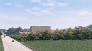 Marti AG will in Bellach trotzdem bauen