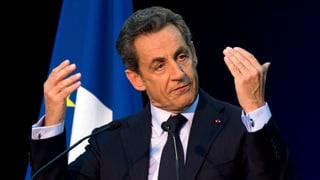 Sarkozy probt sein Comeback
