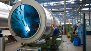Die neue Angst der Schweizer Industrie