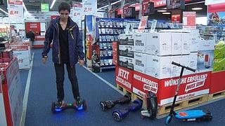 Umfrage: Fahren Sie ab auf Smart Wheels?