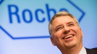 Roche steigert Quartalsumsatz