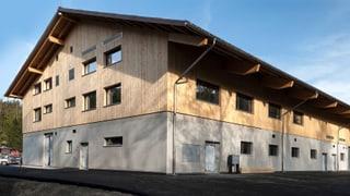Tierpraxis, Futterlager und Quarantänestation unter einem Dach