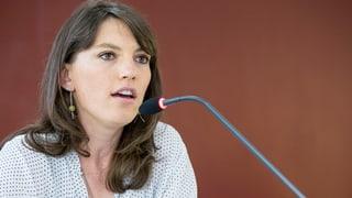Mirjam Ballmer hört bei den Basler Grünen auf