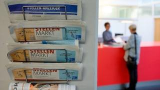 Arbeitsmarkt stabil – trotz Frankenschock
